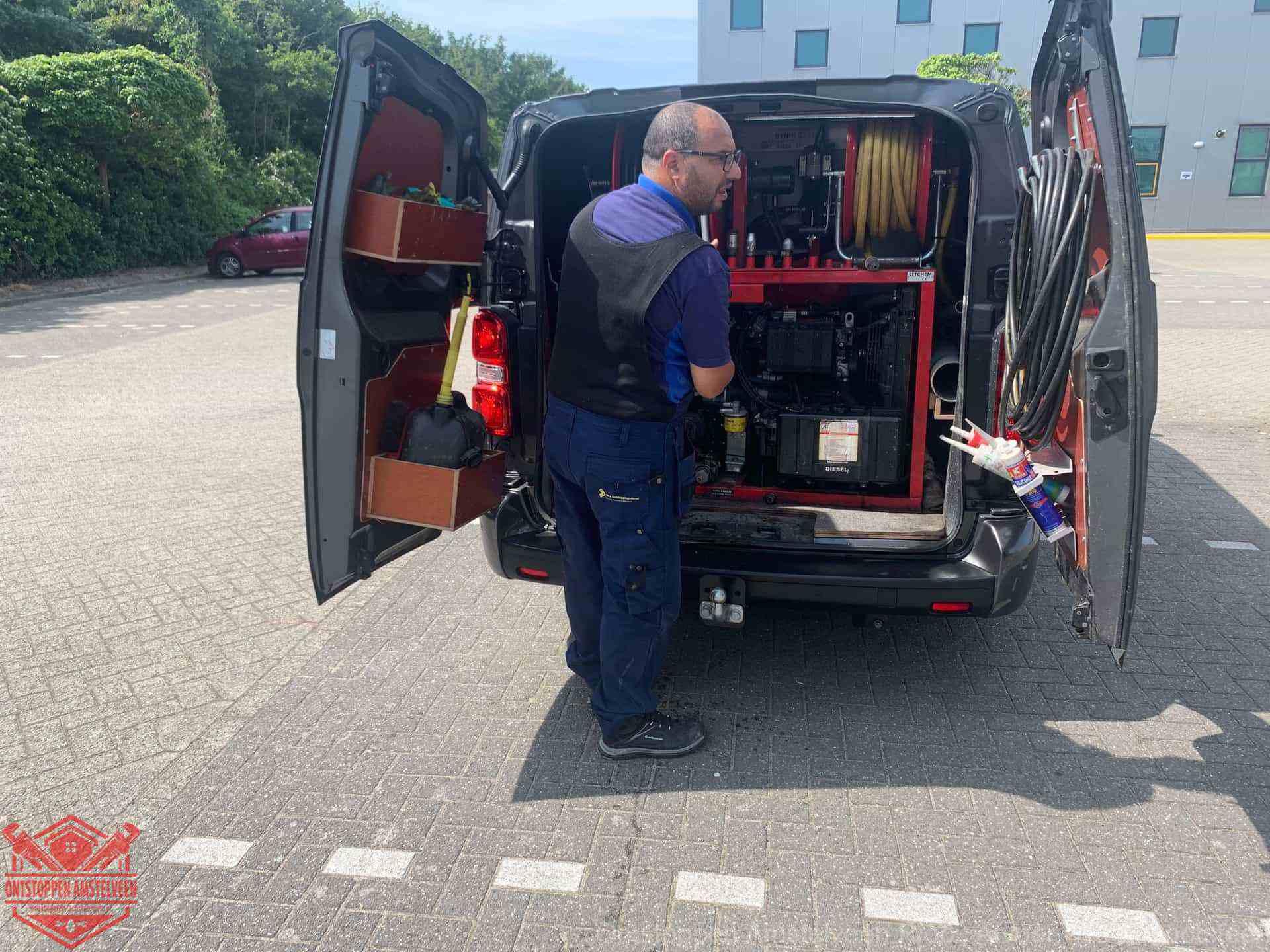 Loodgieter Amstelveen Ontstopping